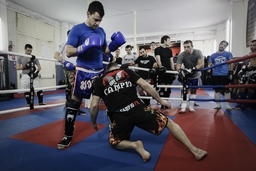 formation mma pancrace paris ile de france